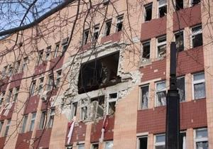 В ПР сомневаются, что взрыв в луганской больнице - это несчастный случай