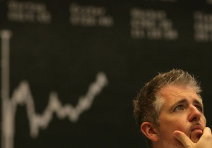 Украинские биржи фиксируют прибыль