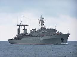 Корабль ВМС Украины Славутич примет участие в активации Blackseafor