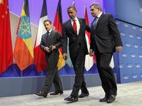В итоговом коммюнике саммита G-20 будет пункт об ограничении бонусов топ-менеджерам