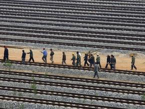 Около тысячи китайцев отправились в 140-километровый марш протеста