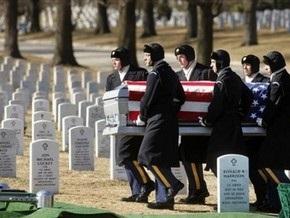 В январе число самоубийств превысило боевые потери армии США