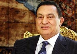 СМИ: Вице-президент Египта предложил Мубараку уйти в отставку