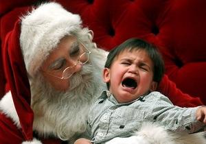 NORAD: Кругосветный полет Санта-Клауса завершился