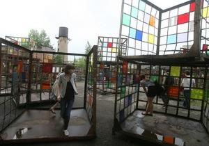 Корреспондент: Приподнятая целина. Как украинская предпринимательница превратила заброшенный донецкий завод в арт-зону