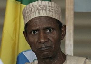 В Нигерию после трехмесячного отсутствия вернулся президент