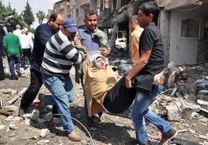 Новости Турции - новости Рейханлы - взрыв в Турции - Число жертв взрывов в Турции близ границы с Сирией возросло до 40