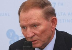 Кучма считает, что заказчика убийства Гонгадзе назначат