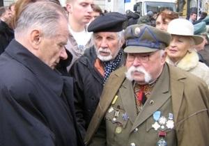 В Ивано-Франковске простились с экс-главой Всеукраинского братства ОУН-УПА
