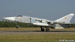 СКР: бомбардировщик СУ-24 разбился из-за дозаправки