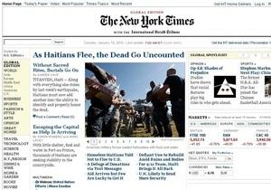 Онлайн-версия The New York Times становится платной