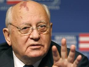 Горбачев: Политика Ющенко поражает нормального человека
