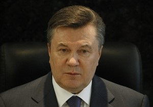 Янукович проанализировал первые дни Евро-2012