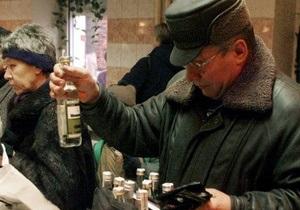 Власти Беларуси разрешили ввозить в страну больше крепкого алкоголя