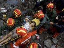 Число жертв китайского землетрясения превысило 51 тысячу человек