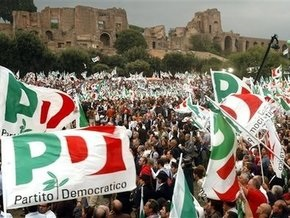 Сотни тысяч итальянцев вышли на акцию протеста