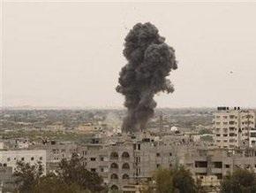 Израильская авиация разбомбила три туннеля контрабандистов в секторе Газа