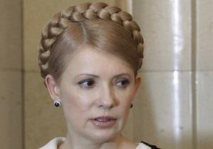 ПР: Тимошенко использует админресурс для давления на СМИ