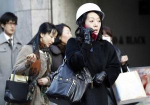 В Японии наблюдается резкое снижение наплыва туристов