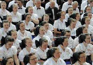 За неуплату налога католиков Германии лишат причастия