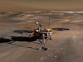 Марсианский Феникс впадет в зимнюю спячку