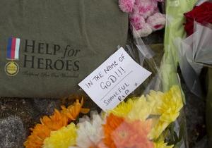 Теракт - В Британии прошли похороны жертвы теракта в лондонском Вуличе