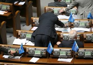 Операция кнопкодав: оппозиция заявляет о возможном снятии блокады Рады
