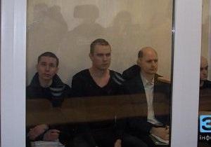 Видеокамеры зафиксировали днепропетровских террористов в момент совершения терактов