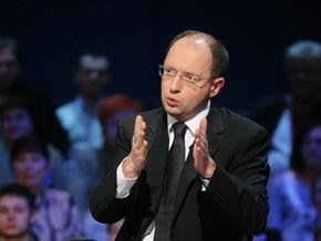 Яценюк отказался возглавить Национальный банк