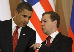 Обама и Медведев обсудили подготовку нового договора по СНВ