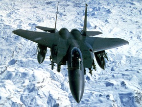 Американский истребитель разбился в Афганистане. Пилоты погибли