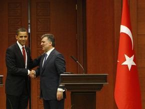 Обама призвал принять Турцию в ЕС