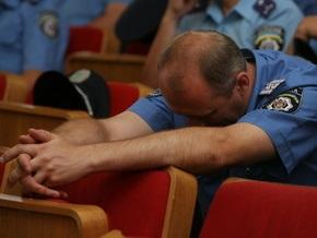 В Евпатории уволен милиционер, избивший до смерти подозреваемого
