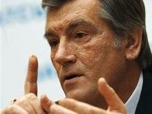 Ющенко: Я ее повяжу цепями