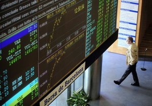 Украинский рынок движется по нисходящей траектории