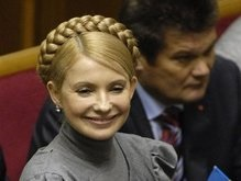 Тимошенко написала Президенту письмо о газе
