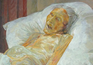 Изображение мертвой матери признано лучшим портретом в Великобритании
