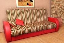 С ноября 2009г мебельная фабрика Диван дизайн предлагает новый вид услуг: перетяжка и ремонт диванов, кресел, иной мягкой мебели