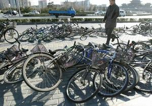 В Польше начали штрафовать велосипедистов за превышение скорости