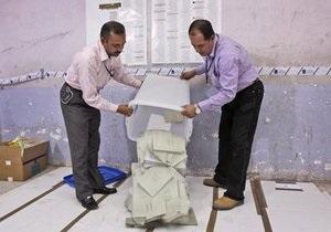 В Ираке завершились парламентские выборы: 38 погибших, сотня раненых