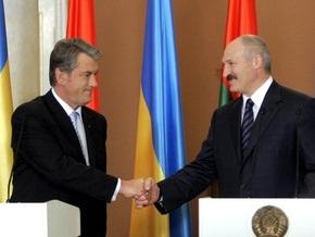 Ющенко и Лукашенко общались наедине более 3,5 часов