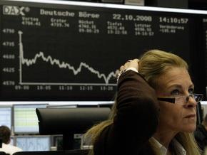 На рынке украинских еврооблигаций усилились негативные тенденции
