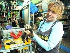 Сегодня: На Птичьем рынке в Киеве продают чупакабру