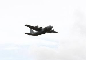 Самолет с украинцами на борту вылетел из Ливии