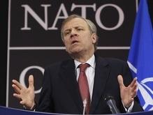 Схеффер: Отношения НАТО с Россией уже не будут такими, как прежде