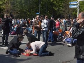 Жертвами водителя, протаранившего толпу в Нидерландах, стали четыре человека
