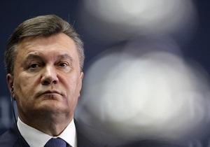 Янукович одобрил законы о трансфертном ценообразовании и утилизационном сборе
