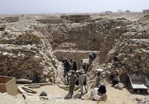 Ученые обнаружили в Египте новую пирамиду