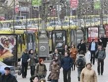 Автоперевозчиков Киева и области оштрафовали на 800 000 гривен