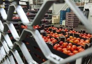 Еврокомиссия призвала Россию немедленно снять запрет на ввоз овощей из ЕС